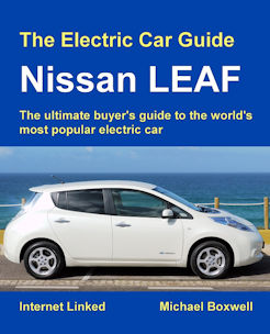 Electric Car Guide - Nissan LEAF